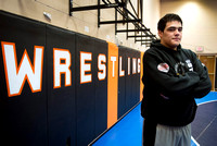 NOAH BUCKLEY, LEWIS AND CLARK HIGH SCHOOL WRESTLER