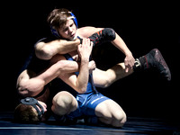 KAVEN NIELSON AND BRIDGER BEARD, WRESTLERS