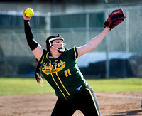 JAYA ALLEN, SHADLE PARK SOFTBALL 1
