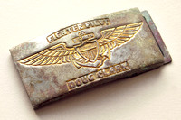 DOUG CLARK BELT BUCKLE