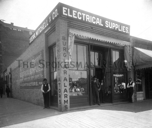 DOERR, MITCHELL AND CO. ELECTRICAL SUPPLIES