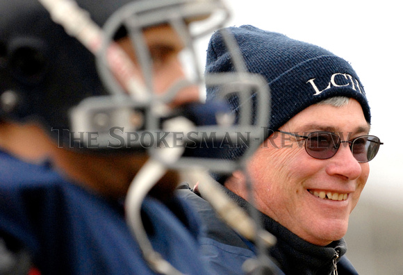 VAN TROXEL, LAKE CITY HIGH FOOTBALL COACH