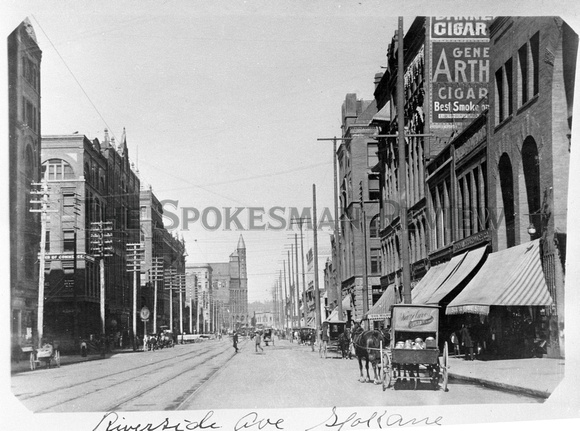 RIVERSIDE AVENUE 1890s