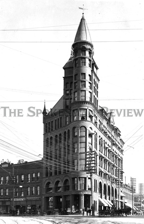 SPOKESMAN-REVIEW HISTORIC TOWER