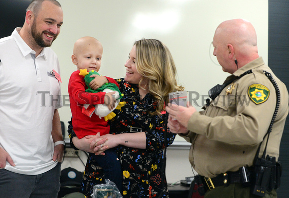HONORARY DEPUTY, LANDON