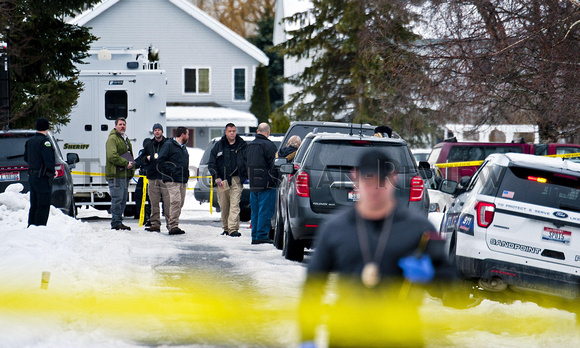 SANDPOINT SHOOTING