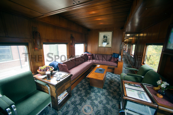 HISTORIC TRAIN CARS 5