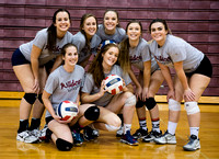 MT. SPOKANE VOLLEYBALL SENIORS