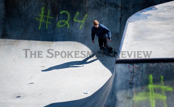 KEVIN AVALOS AT HILLYARD SKATEBOARD PARK