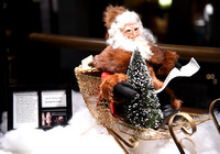 FATHER CHRISTMAS FIGURINE