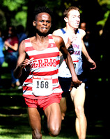 AMIR ADO, CROSS COUNTRY