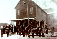 MARY WALKER REUNION 1892 SCHOOL LIBO